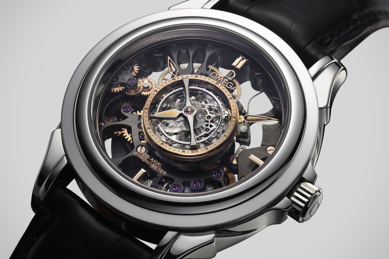 Omega De Ville Central Tourbillon Price