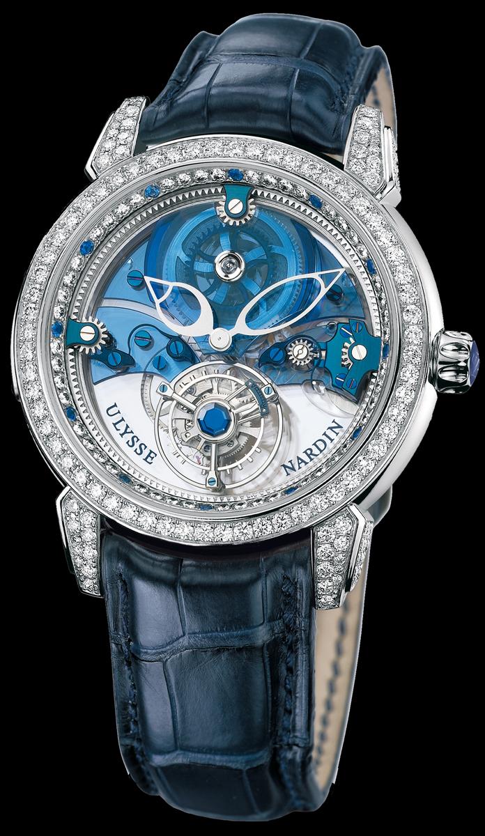 Ulysse Nardin Royal Blue Tourbillon 4
