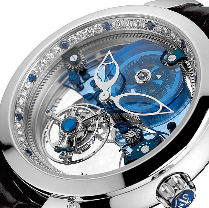 Ulysse Nardin Royal Blue Tourbillon 106