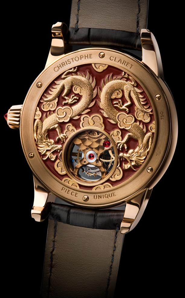 Christophe Claret Dragon Watch Swissmade